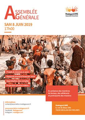 Assemblée générale 2019 Samedi 8 juin 2019