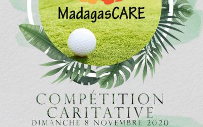 COMPÉTITION CARITATIVE DE GOLF AU PROFIT DE MADAGASCARE