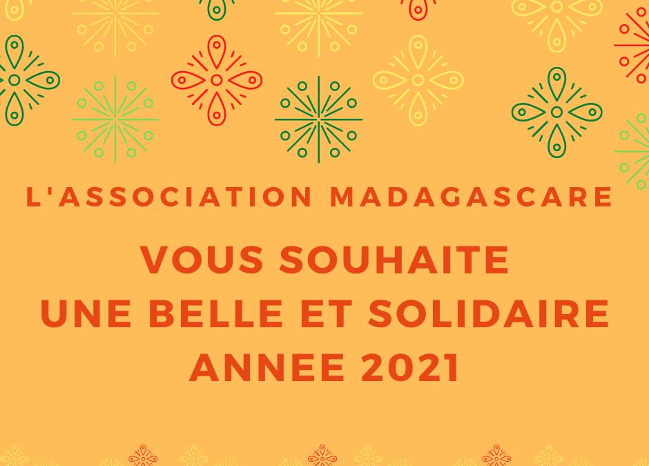 Belle et solidaire Année 2021